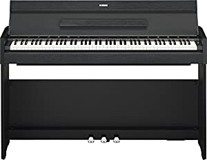 yamaha arius ydp s52 digital piano black walnut amazon. Black Bedroom Furniture Sets. Home Design Ideas
