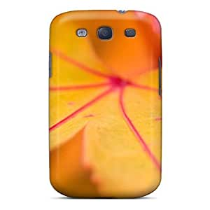 Maria N Young DnkKFVB8349WSuiw Case For Galaxy S3 With Nice Leaves Of Autumn Appearance