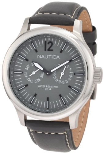 Nautica Men s N12605G South Coast Date NCT – 150 Multi Watch