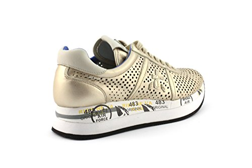 Sneaker Premiata CONNY 1406E Gold - Size:36
