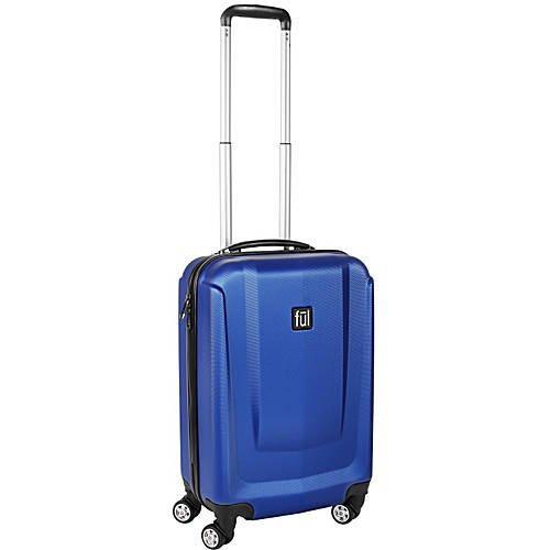 Load Rider Series 20in Spinner Upright Luggage Cobalt (Best Upright Spinner Luggage)