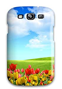 Screensaver Case Compatible With Galaxy S3/ Hot Protection Case
