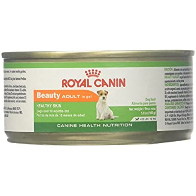 Royal Canin Beauty Canine Health Nutrition Canned Adult Dog Food, Case of 24