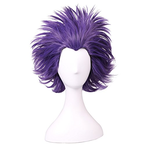 ColorGround Short Anime Cosplay Wig (Short