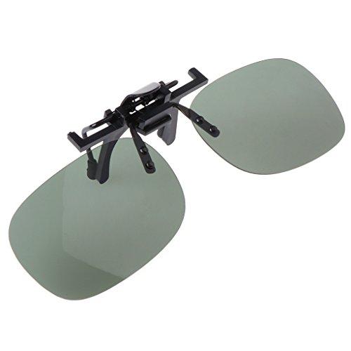 Bettal Polarized Sunglasses Clip Lens for Men Women Cycling Travel Eyewear (dark - Eyewear Australia