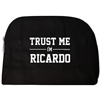 Trust Me Im Ricardo. Cool Gift Idea For Friends - Cosmetic Case