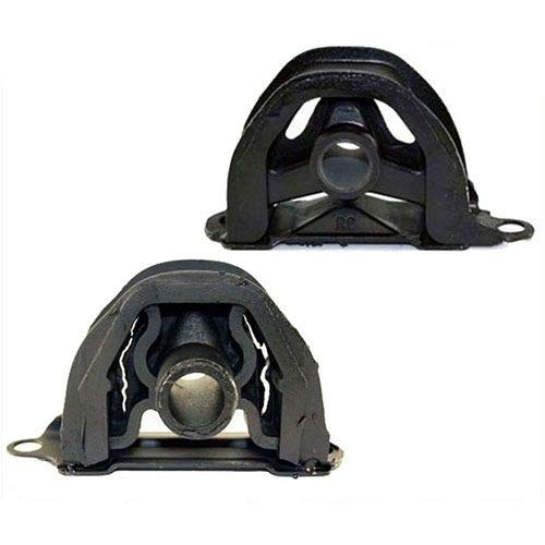 ONNURI For 1994-2001 Acura Integra 1.8L Front & Front Left Lower Motor Mount for MANUAL! 2 PCS : A6563, A6576 - K0357