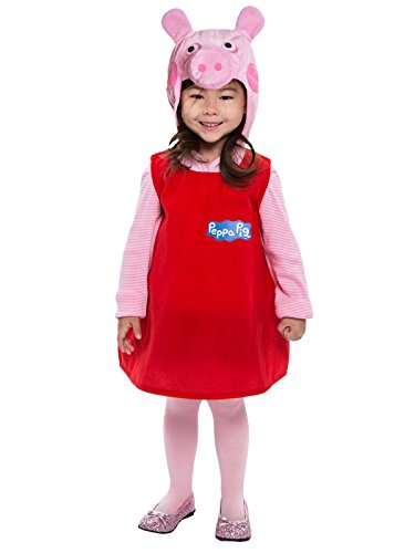 Palamon Peppa Pig Toddler Costume (Peppa Pig Toddler Costume)