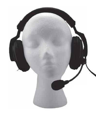 Heil PS 6 Headset & boom mic, Rag-chew, (Heil Pro Set)