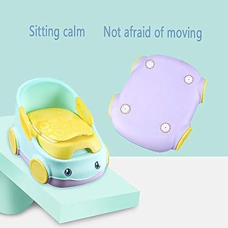 Amazon.com: MEETGG – Silla de inodoro para niños, extraíble ...