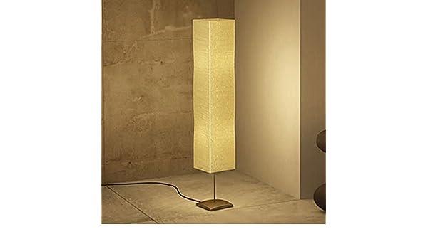 WEILANDEAL weilan Deal lámpara de pie Papel lámpara 135 cm ...