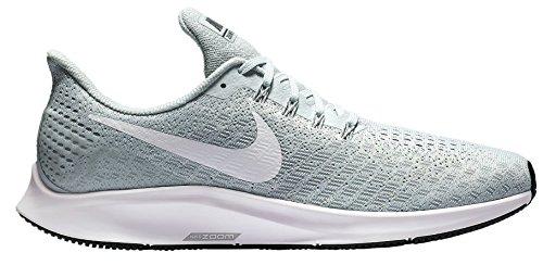 Nike Men's Air Zoom Pegasus 35 Running Shoe Pure Platinum/White/Wolf Grey 6 M US