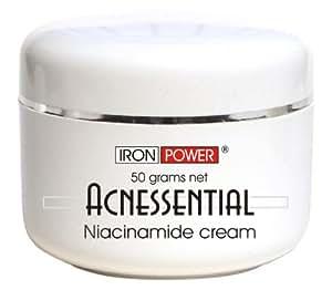 Acnessential 4% Topical Niacinamide cream | Gel | Acne Cream & Acne Scar Removal - Vitamin B3 Cream
