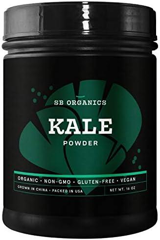 SB Organics Antioxidant Rich Superfood Vitamins