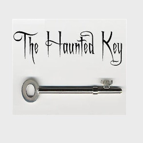 Magician's Ghost Key Mentalism Illusion Haunted Key Moving Close Up Magic Trick