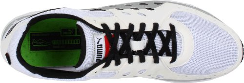 Sneaker Faas 300 Unisex Bianco / Nero / Rosso