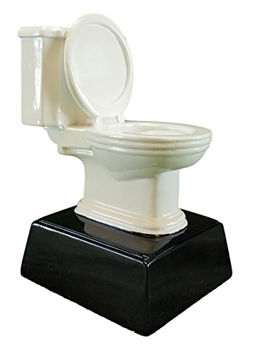 ophy - Cool Last Place Recognition - Made with Sturdy Polyresin - Funny Award for Best of the Worst - Custom Engraving Upon Request - Premium Quality - Decade Awards Exclusive (Golf Trophy Bowl)