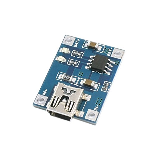 Uxcell a14052100ux1434 Lithium Battery Charging Board Charger Module