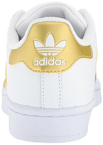 Superstar per adidas Bambini goldmt J goldmt Ftwwht Ragazzo Scarpe Rww7gnZqB