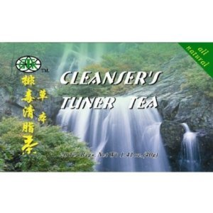 Price comparison product image GTR - Cleanser's Tuner Tea (Pack of 1)