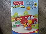 Fisher-Price Little People Write and Wipe Activity Books, , 0766608735