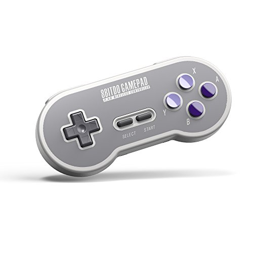 8Bitdo SN30 Wireless Controller for SNES Classic
