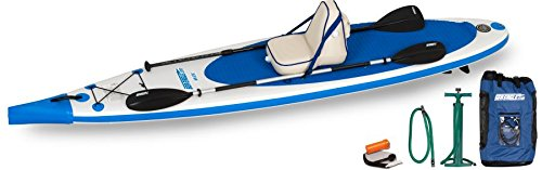 needle nose inflatable stand paddle