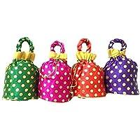 BVS eStorez Return gift bags for wedding/birthday/house warming ceremony/festive ocassions
