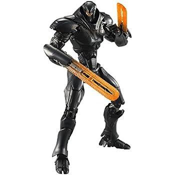Bandai Tamashii Nations Robot Spirits Obsidian Fury Action Figure