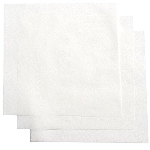 Shindigz White Gossamer Fabric Roll (Flame Retardant) (60'' x100yd) by Shindigz (Image #3)