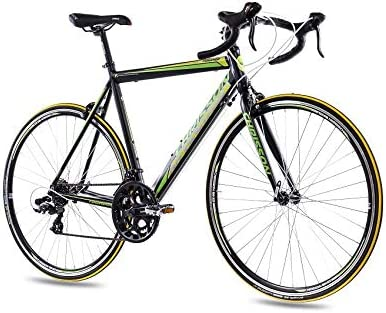 28 pulgadas Aluminio Bicicleta de carreras CHRISSON furianer con ...