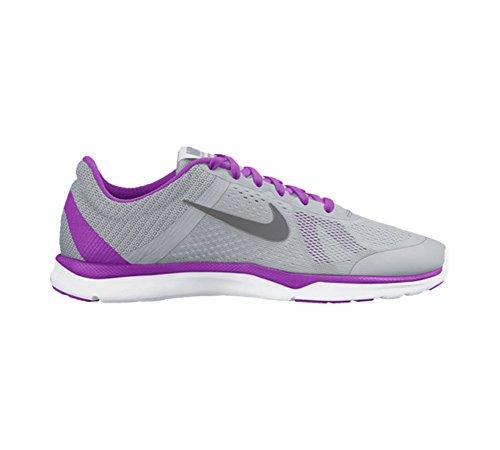 Nike Kvinnor I Säsong Tr 4 Cross Trainer Löparskor Grå / Violett / Ren Platina