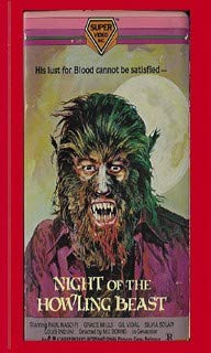 Night of the Howling Beast -