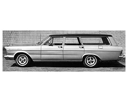 1965 Ford Station Wagon Photo Poster - 1965 Ford Station Wagon