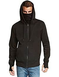 Men's Fleece Full-Zip Ninja Hoodie Essentials