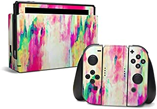 product image for Electric Haze - Decal Sticker Wrap - Compatible with Nintendo Switch