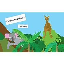Livre pour bébé: Kangourou et Koala : La famille, Contes (French Edition)