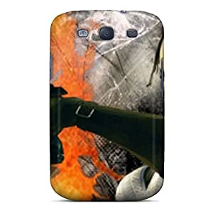 Awesome Design Resident Evil 5 Hard Case Cover For Galaxy S3