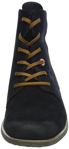 NOBRAND Booze Herren Halbschaft Stiefel Blau (Navy)