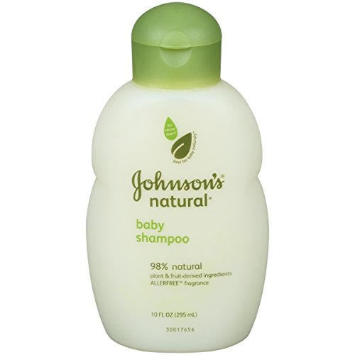 by Shampoo, 10 Ounce (Pack of 2) (Johnsons Baby Oil Ingredients)