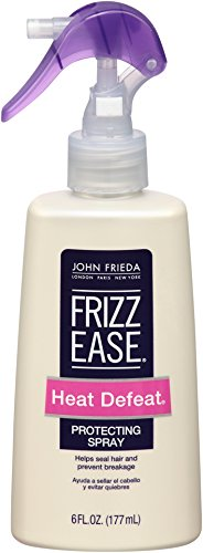 John Frieda Frizz Ease Heat Defeat Protecting Spray, 6 Ounce