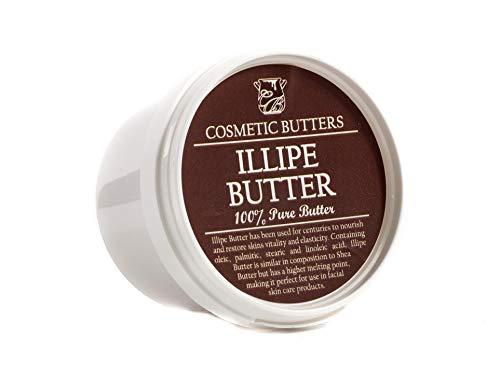 - Illipe Butter - 100% Pure and Natural - 100g