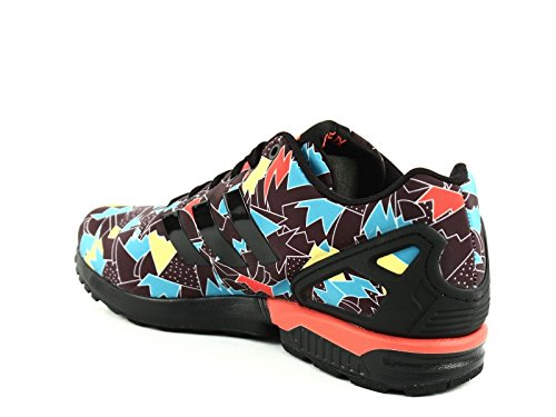 cheap sale lowest price cheap 2014 Adidas ZX FLUX Men's Athletic Shoes Sneakers Multi-Color White/Black/Bold Aqua cheap sale purchase cheap looking for find great cheap price uexrowZ4Oe