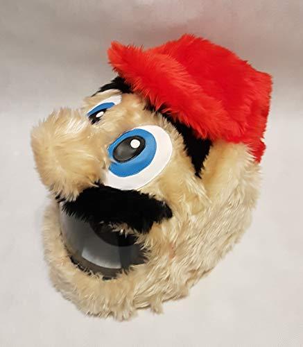 custodia per casco da moto Copricasco Mario