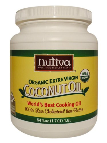 Nutiva Organic Extra Virgin