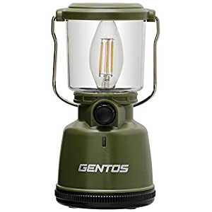 GENTOS(ジェントス) LED ランタン エクスプローラー EX-400F