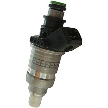 GooDeal 6pcs Fuel Injectors 69J-13761-00-00 for Yamaha 2002-2012 200HP 225HP ...