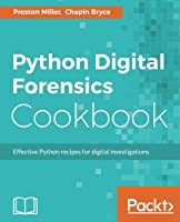 Python Digital Forensics Cookbook Front Cover