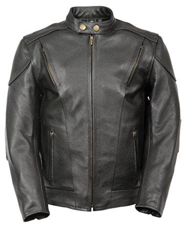 Milwaukee Boys' Scooter Jacket (Black, X-Large) (Kids) -