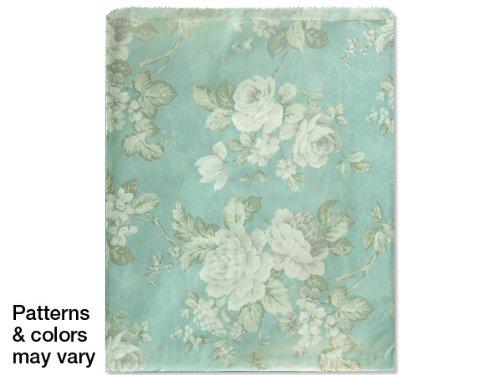 17 x 21'' Merchandise BagsReclaimed Paper (Random Designs) 1 unit, 500 pack per unit. by Nas